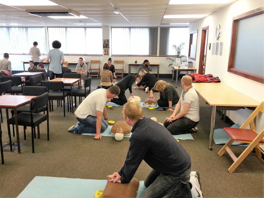 Kentdale First Aid Training